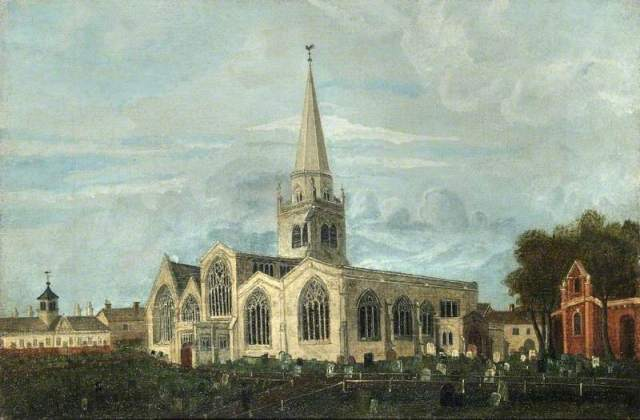 Parish church of St Helen's, Abingdon (via rscm-oxford.org.uk)