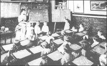 A Victorian National School