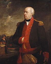Sir William Congreve (via Wikipedia)