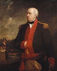 Sir William Congreve (via Wikipedia)