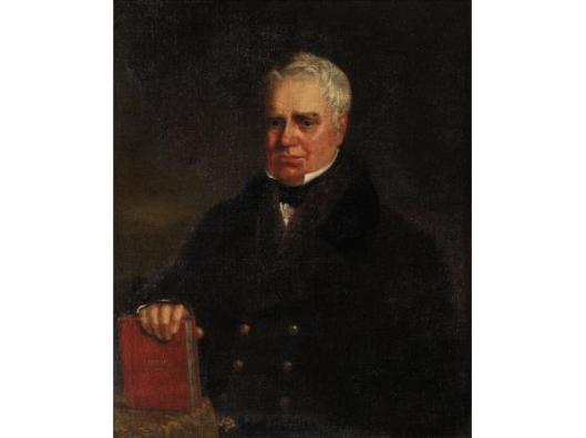 Benjamin Aislabie (via www.lords.org)