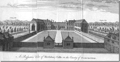 Hartlebury Castle, Worcestershire