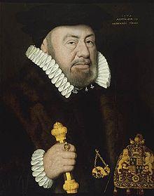 Sir Nicholas Bacon (via Wikipedia)