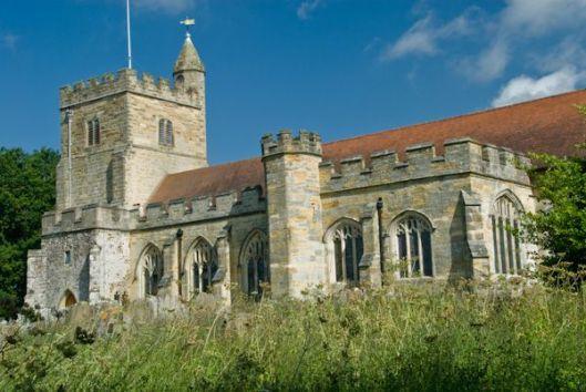 Parish church of St George, Benenden