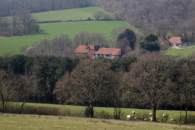 Farms at Mayfield (via geograph)