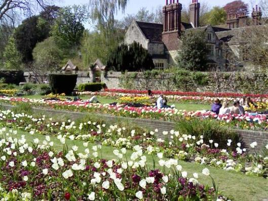 Springtime at Southover Grange, Lewes (via tripadvisor.co.uk)