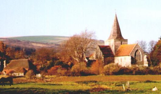 St Andrews church, Alfriston (via alfriston-churches.co.uk)