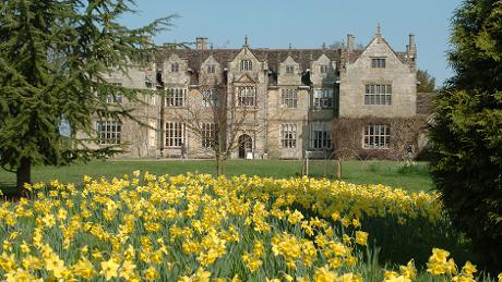 Wakehurst Place, Sussex (via nationaltrust.org.uk)