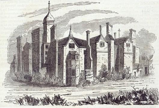 Hindlip Hall