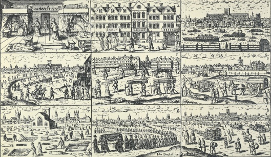 The Great Plague of 1665 (via the National Archives)