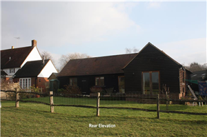 Goldings Barn, Slade Farm, Lamberhurst