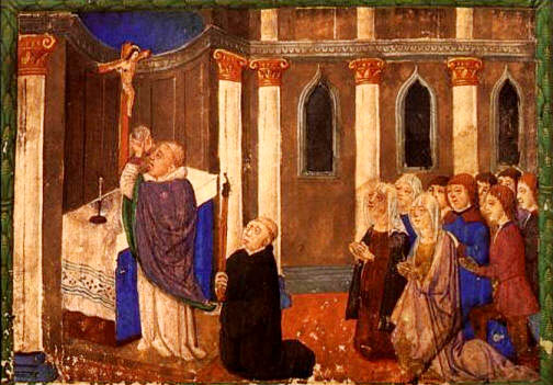 Catholic Mass in the Middle Ages