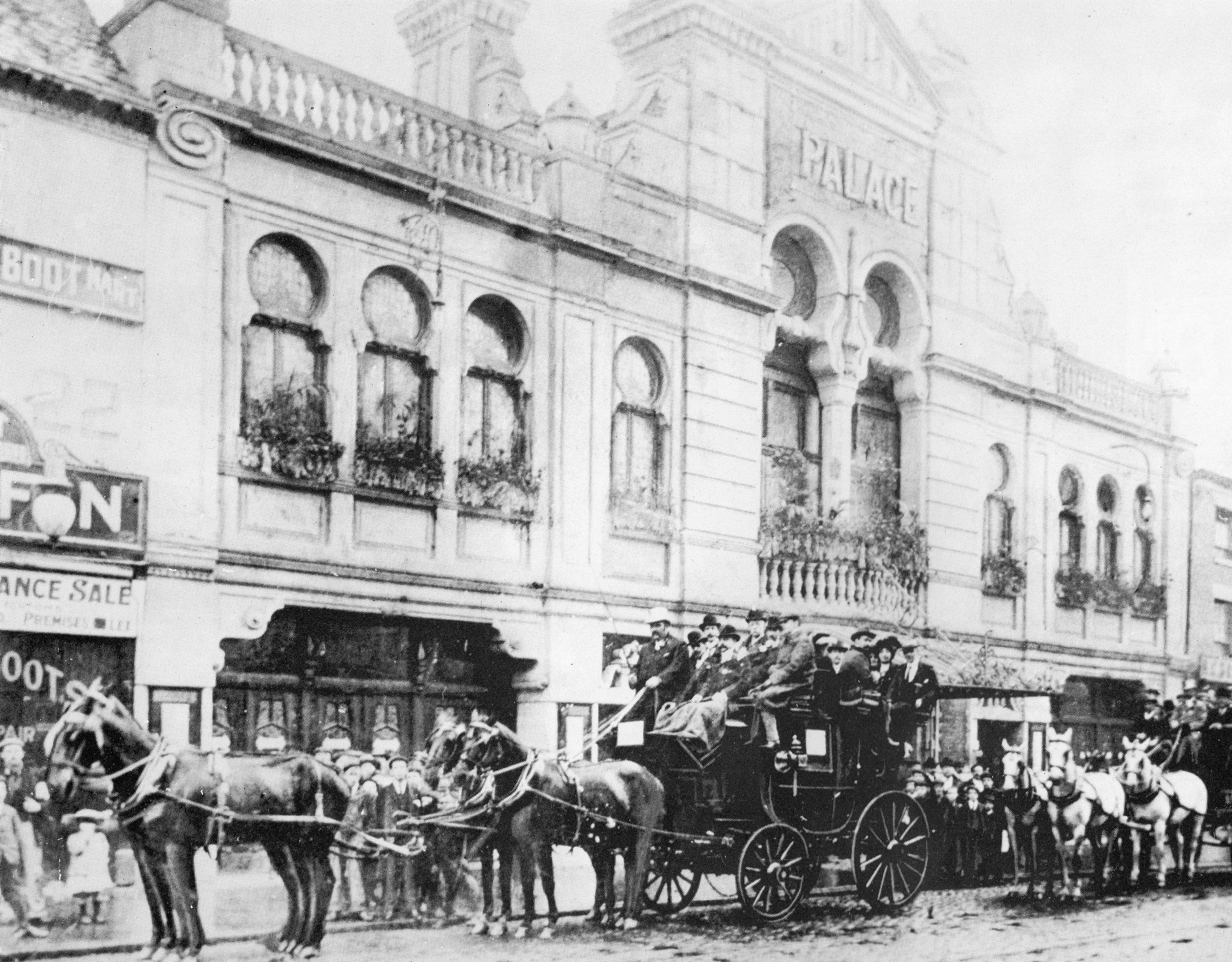 Palace Theatre LEICESTER