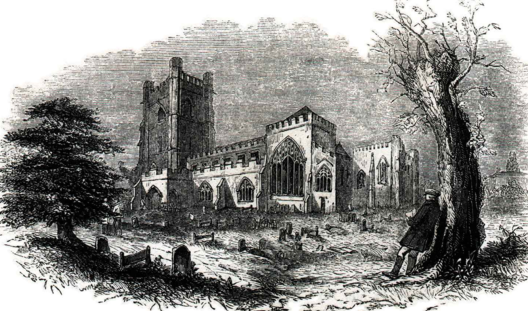 st mary's luton 1805